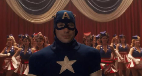 Captain America: The First Avenger《美国队长》精讲之四