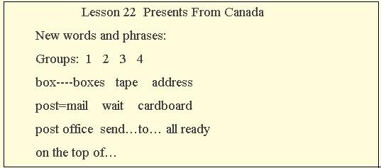 初中英语冀教版八年级上Lesson22,Unit3说课稿