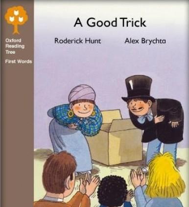 儿童英语绘本:牛津阅读树ort-典范英语mp3