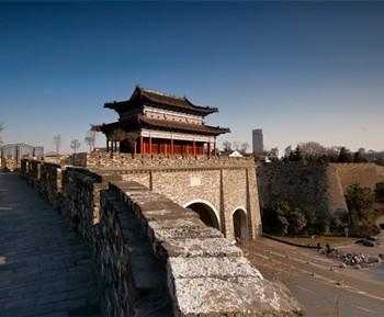 可爱的南京