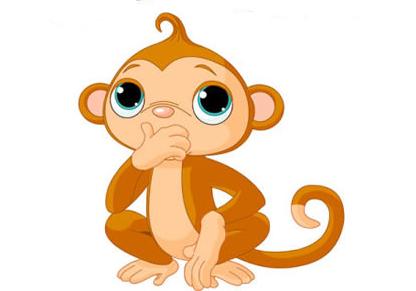 霸气猴子微信头像