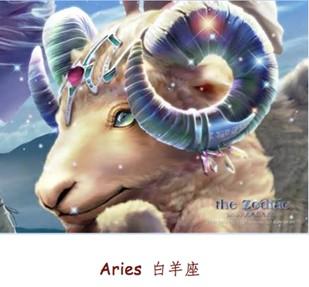 白羊座是Aries
