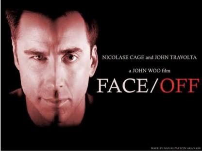《夺面双雄》(Face/Off)