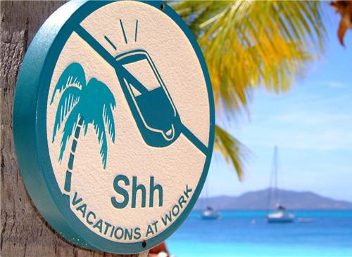 远离电子产品的tech-free tourism