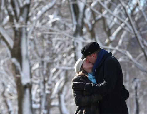 """暴雪来袭,纽约人寻""""暴雪伴侣"""""""