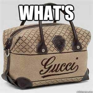 """用Gucci打招呼:""""最近如何""""新说法What"""
