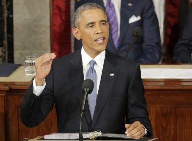 奥巴马2015年国情咨文关键词