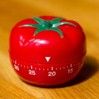 """帮你提高效率的""""番茄工作法"""""""