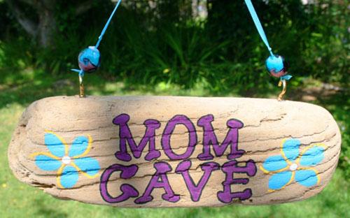 """每个妈咪都需要自己的""""妈咪洞穴"""""""