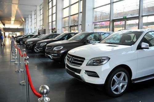 上海自贸区开卖平行进口车