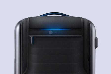 """这种随身行李箱""""更针对携带"""