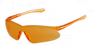 clear oakley lenses  yellow-tinted lenses