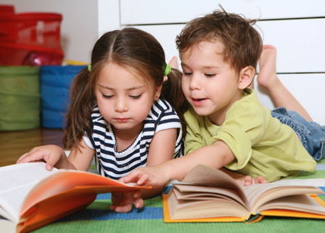 研究:女孩和男孩阅读习惯大不同
