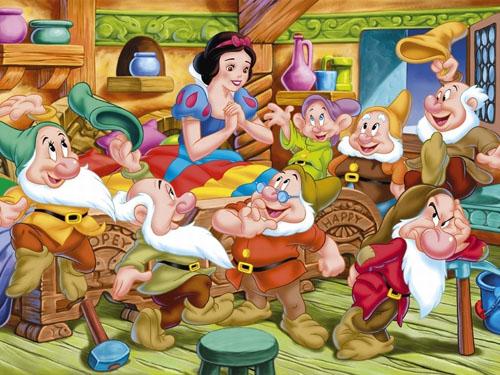《白雪公主和七个小矮人》是一部1937年的美国迪斯尼动画电影