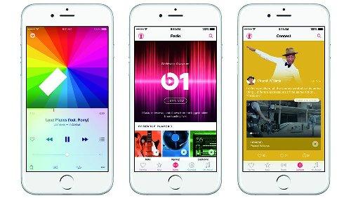 """苹果推出""""流媒体音乐服务"""""""