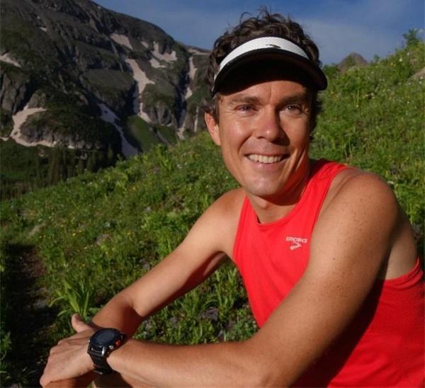 专访越野跑名将Scott Jurek:超越身心的极限