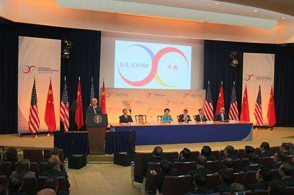 """中美对话""""双边投资协定""""成焦点"""