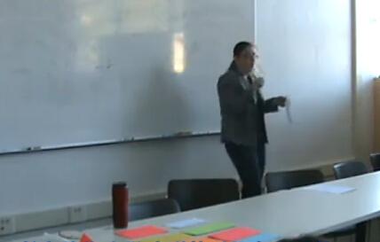 加利福尼亚大学:克服公众演讲焦虑 如何组织你的演讲