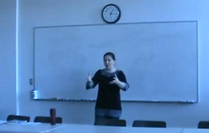 加利福尼亚大学:克服公众演讲焦虑 有效使用演讲辅助