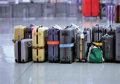 行李托运相关的英语句子