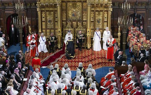 2016年英国女王议会演讲