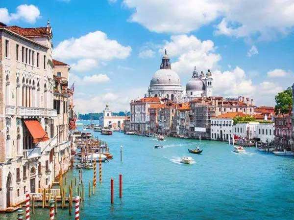 意大利本世纪末或被海水淹没