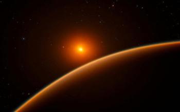 """太阳系外40光年处发现的""""超级地球""""有望孕育生命"""