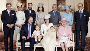 英国王室原来这么忙?