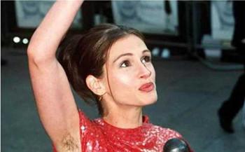 自然解放浪潮来袭 近四分之一女性不再剃除腋毛