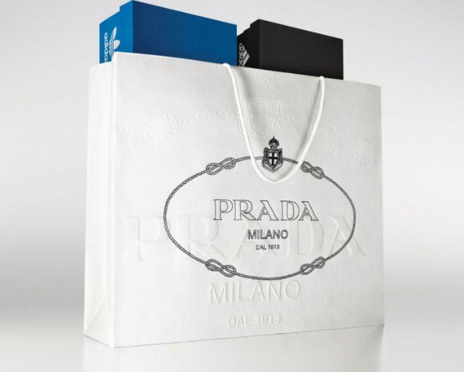 零售巨头的跨界:Pradidas和Adada?