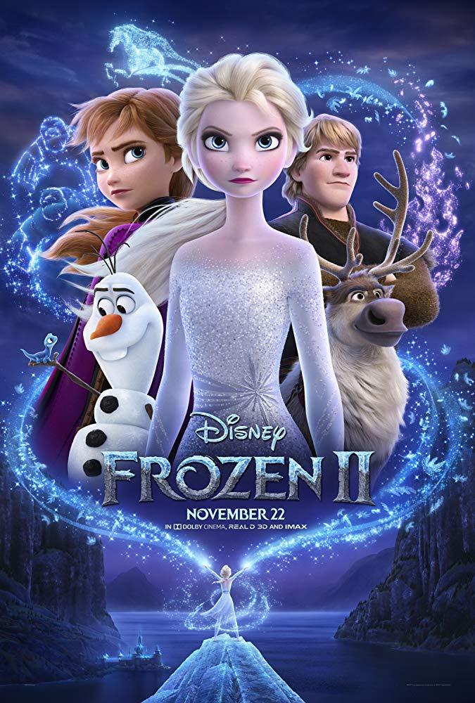 《冰雪奇缘2》的统治地位在韩国引起垄断投诉