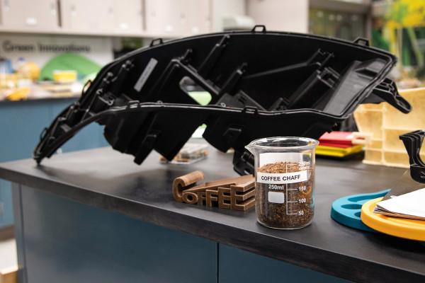 福特将用麦当劳的咖啡来制造汽车零部件