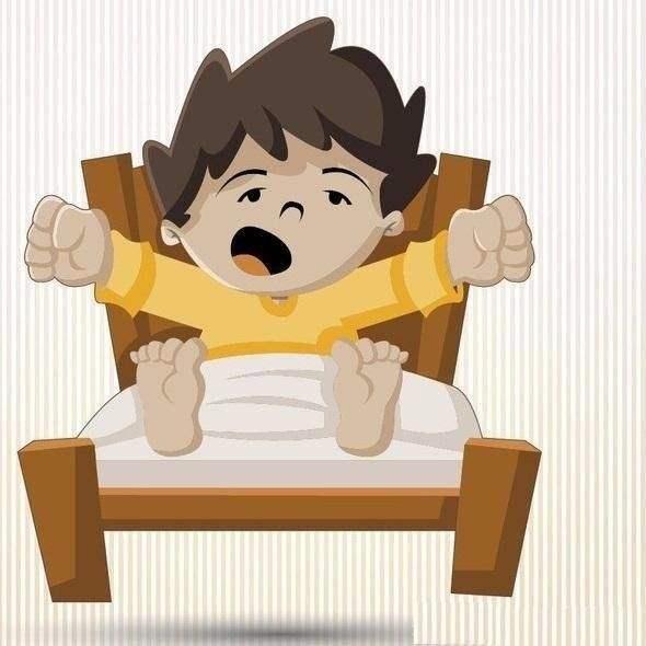 一项调查显示,美国人平均每周有六次起床后感觉暴躁
