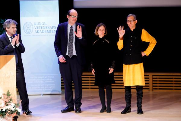 3位诺贝尔奖得主将捐出奖金支持研究