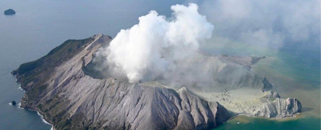 新西兰因火山而存在——周一的火山喷发不会是最后一次