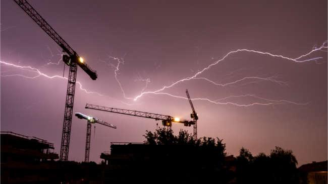 地下光缆具有监测恶劣天气的潜力