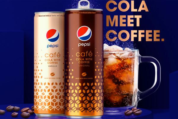 百事可乐将咖啡饮料中的咖啡因含量提高了一倍