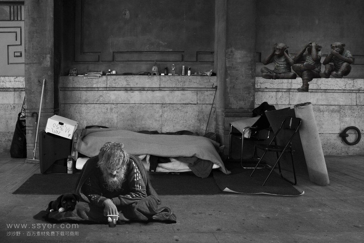 博伊西的无家可归斗争是如何波及整个西海岸的