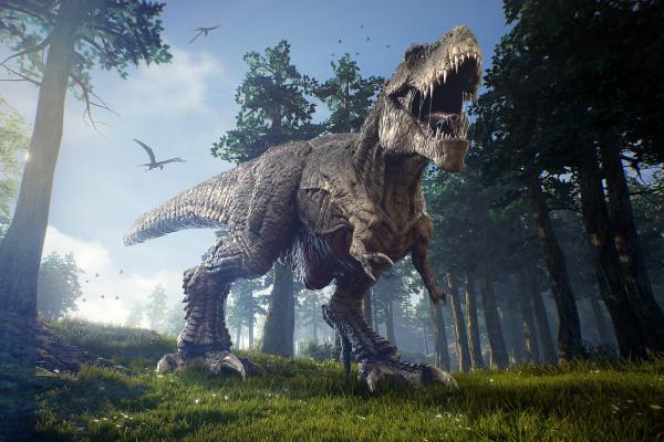 研究证明,十几岁的雷克斯暴龙也有发育高峰