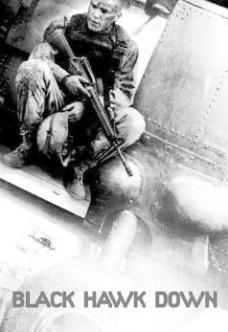 《Black Hawk Down》 黑鹰坠落 战争带给人的总是伤痛