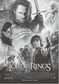 《The Lord of the Rings: The Return of The King》 指環王3:王者歸來 最后的決戰