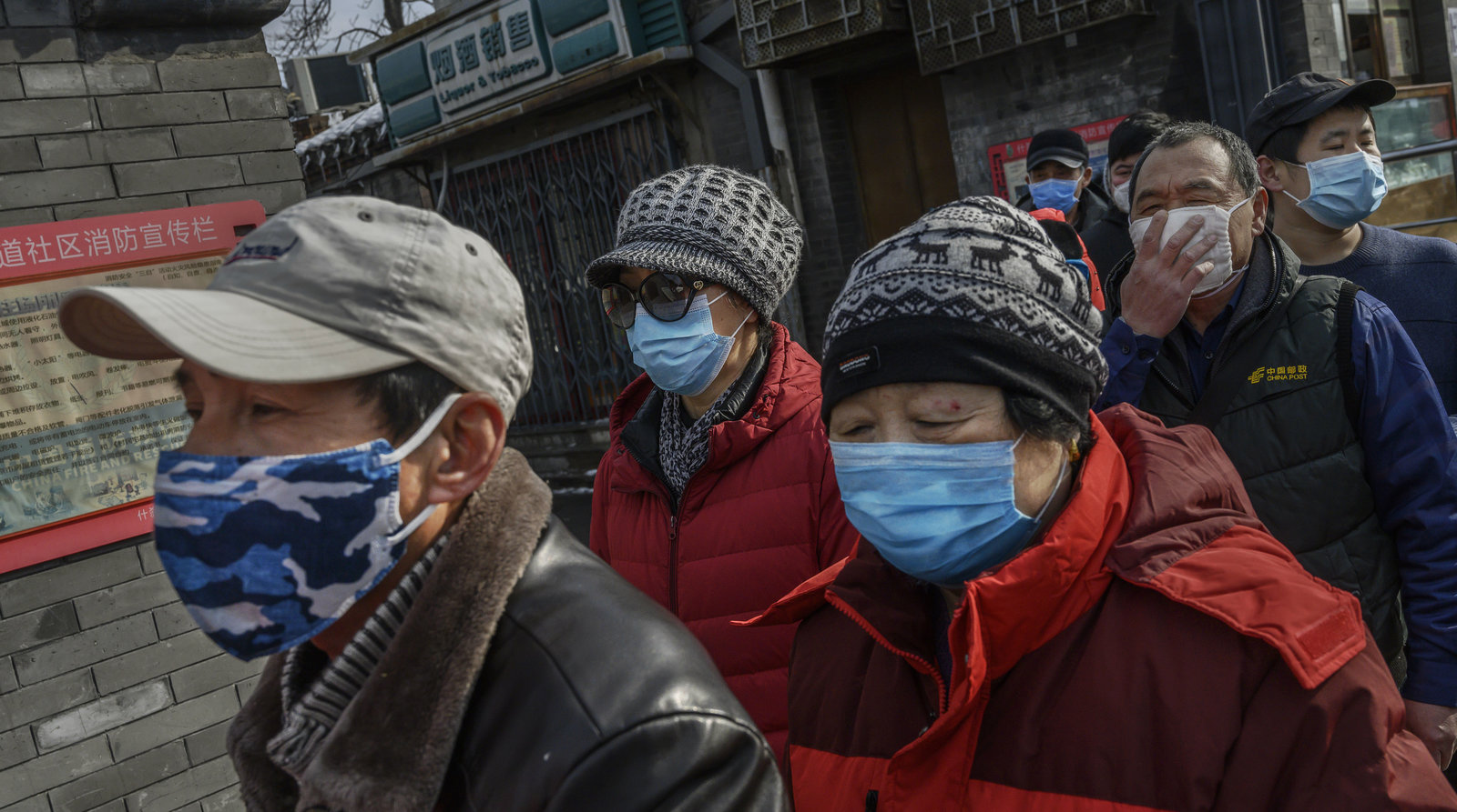 China's Coronavirus Death Toll Surpasses SARS Pandemic