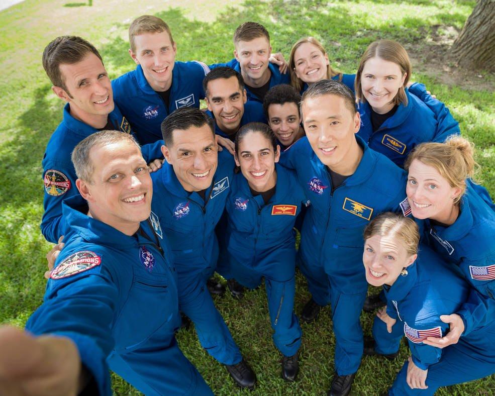 招聘:下一代在月球漫步和火星之旅的宇航员