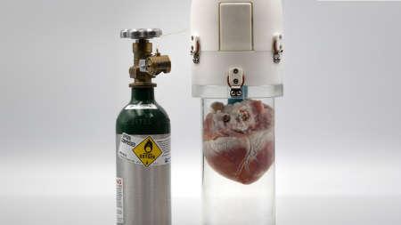 新装置可延长心脏移植前的存活时间