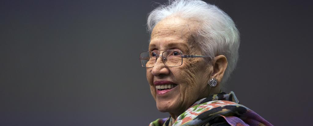 美国宇航局著名数学家凯瑟琳·约翰逊逝世,享年101岁