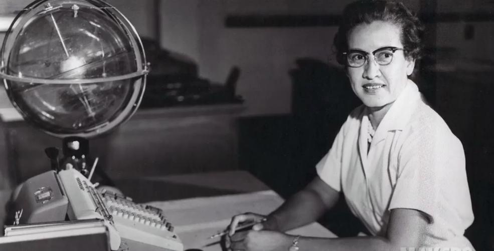 美國宇航局著名數學家凱瑟琳·約翰遜逝世,享年101歲