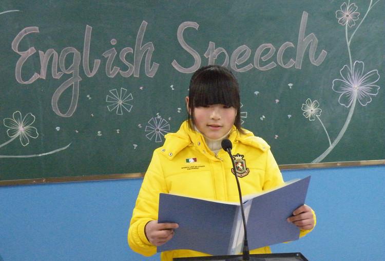 英语演讲小短文