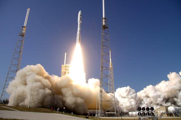 疫情期间,太空部队发射了首个任务
