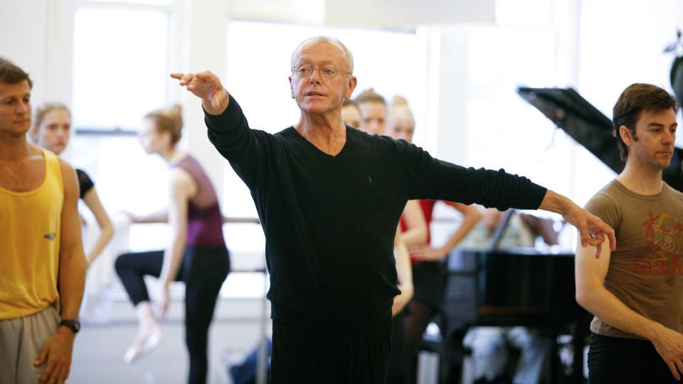 芭蕾舞明星大师死于Covid-19