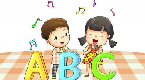 儿童英语入门学